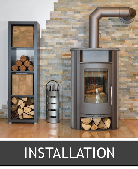 Wood Amp Multi Fuel Stove Installation In Staffordshire