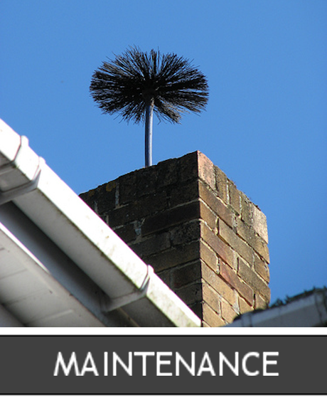 Logburner and Chimney Maintenance